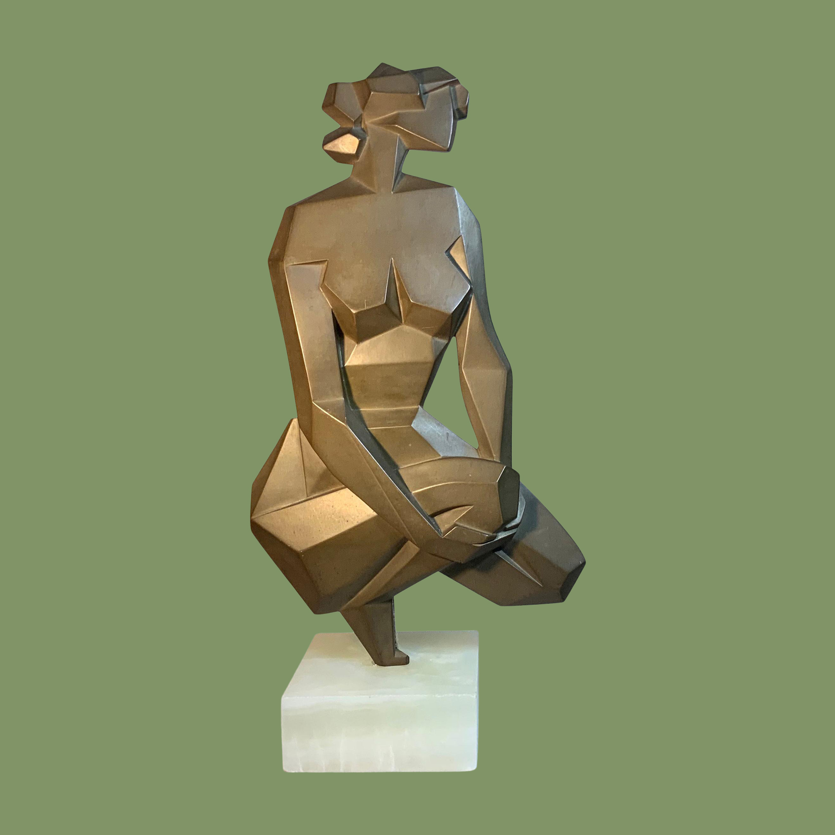 cubist-bronze-sculpture